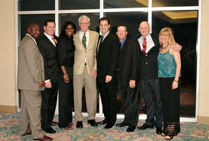 2008 University of Miami Hall of Fame Inductees